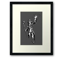 Maccabeo - The Mage Framed Print