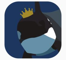 The Orca King Baby Tee