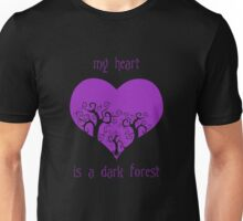 my heart is a dark forest Unisex T-Shirt