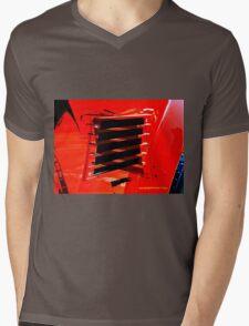 Abstract car reflection Mens V-Neck T-Shirt