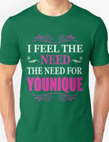 YOUNIQUE Unisex T-Shirt