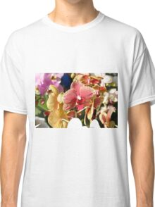 orchid bloom Classic T-Shirt