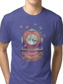 Inner Space Tri-blend T-Shirt