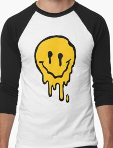 ACID SMILE Men's Baseball ¾ T-Shirt