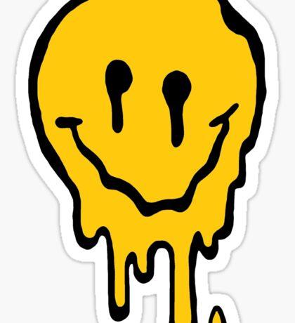 ACID SMILE Sticker