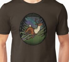 Deer and tentacles Unisex T-Shirt