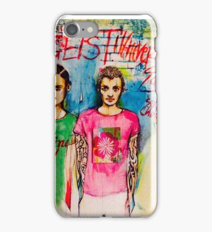 Principles Of Posse  iPhone Case/Skin