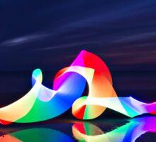 Rainbow Dance Sticker
