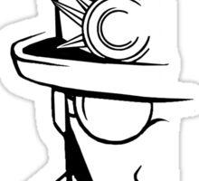 The Hatter Sticker