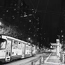 Tram- Melbourne by eisblume