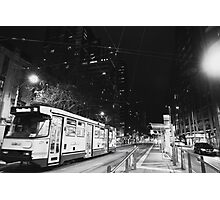 Tram- Melbourne Photographic Print