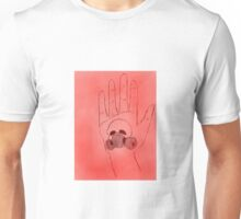Protection is in our hands Unisex T-Shirt