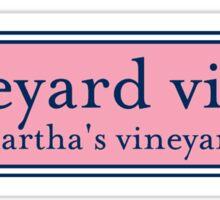 Vineyard Vines Sign 3-Pack  Sticker