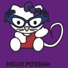 Hello Possum by Ben Herman