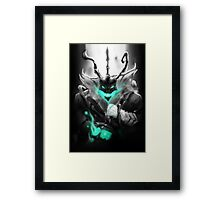 Thresh - League of Legends Framed Print