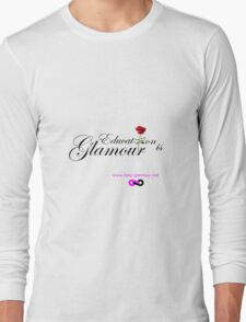 Education is Glamour - White T-Shirt