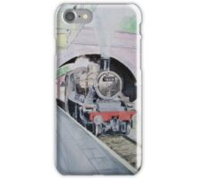 Steaming Into Rothley iPhone Case/Skin