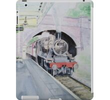 Steaming Into Rothley iPad Case/Skin