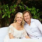 Andrew & Megan ~ Married ~ 9 August 2014 by Elaine Harriott