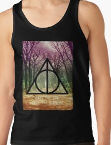 Mystic triangle tree alley T-Shirt