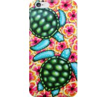Hibiscus Sea iPhone Case/Skin