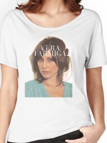 Vera Farmiga  Women's Relaxed Fit T-Shirt