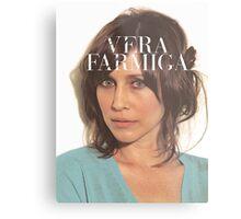 Vera Farmiga  Metal Print