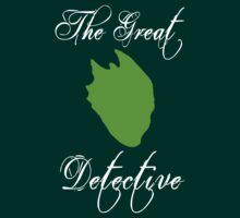 The Great Detective by goldenbirdkj