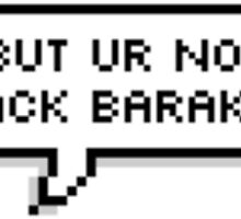But You're Not Jack Barakat by Max Ronni