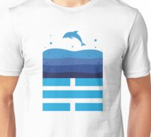 CHING: Kan, The Water Unisex T-Shirt