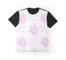 thin lines as roses and buds Graphic T-Shirt