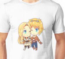 Lux & ezreal love.  Unisex T-Shirt