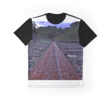 Leaf on the track  Graphic T-Shirt
