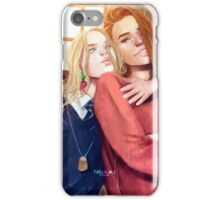 Luna and Ginny iPhone Case/Skin