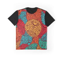 Abstract pattern design Graphic T-Shirt