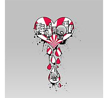Heart Cry Photographic Print