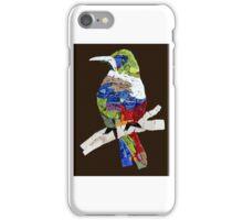 Feather Duet #2 - Bird iPhone Case/Skin