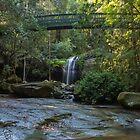 Serenity Falls - Buderim by Steve Bass