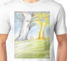 The Two Trees of Valinor Unisex T-Shirt