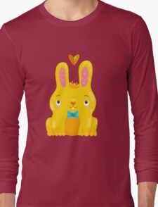 Cute Bunny Long Sleeve T-Shirt