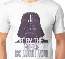 Star Wars - Darth Vader: May The Force Be With You Unisex T-Shirt