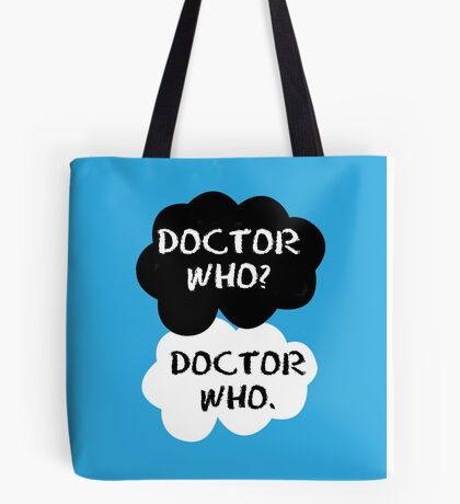 Doctor Who - TFIOS Tote Bag