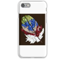 Feather Duet #2 - Feather iPhone Case/Skin