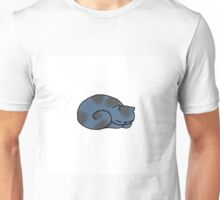 Flask the Cheshire Cat-Simple Unisex T-Shirt
