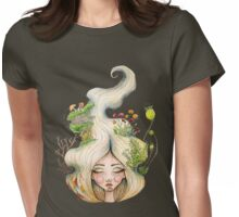 Forest Pixie Womens Fitted T-Shirt