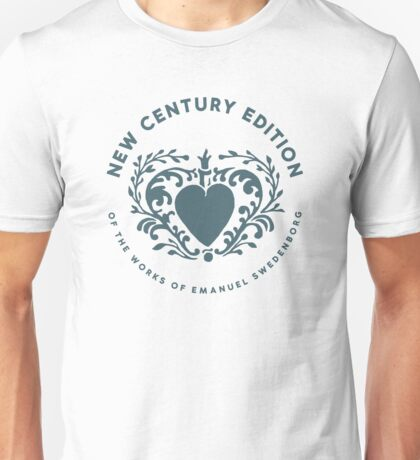 NCE stamp green Unisex T-Shirt