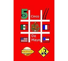 #CincoDeMayo Photographic Print