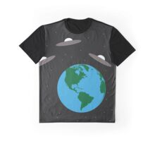 Earth Graphic T-Shirt