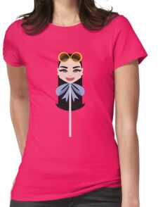 Kyle Richards Womens Fitted T-Shirt