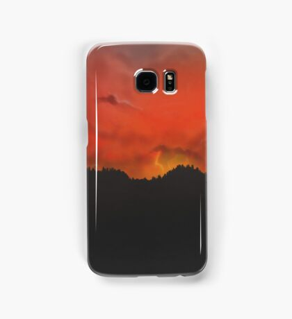 In the land of Mordor Samsung Galaxy Case/Skin